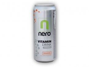 NeroDrinks Nero Active nápoj ZERO sugar 330ml