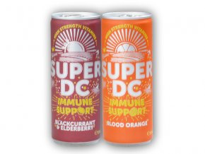 Gusto Organic Super DC Immune Support 250ml