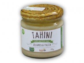 Božské oříšky 100% tahini sezamová pasta 190g