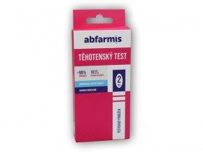 Abfarmis Těhotenský test - proužek - 2ks