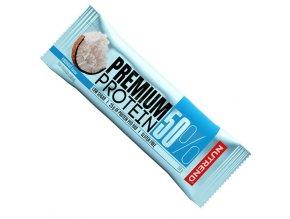 Nutrend Premium Protein 50% Bar 50g