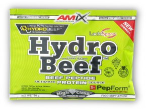 PROTEIN Amix High Class Series Hydro Beef 40g akce
