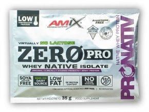 PROTEIN Amix ZeroPro Protein 35g akce