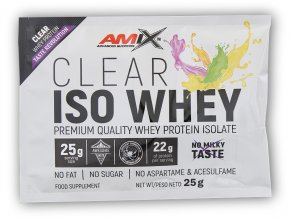 PROTEIN Amix Clear Iso Whey 25g akce
