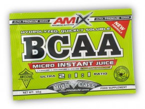 Amix High Class Series BCAA Micro Instant Juice 10g akce