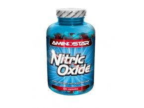 Aminostar Nitric Oxide 120 kapslí  + šťavnatá tyčinka ZDARMA
