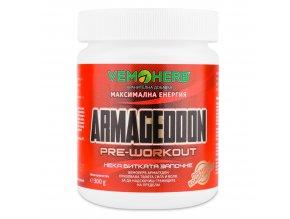 VemoHerb VemoHerb Armageddon 300g  + šťavnatá tyčinka ZDARMA