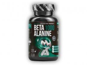 Maxxwin Beta Alanine 1000 120 kapslí