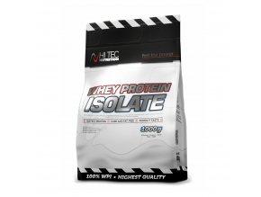PROTEIN Hi Tec Nutrition Whey protein isolate 2250g  + šťavnatá tyčinka ZDARMA