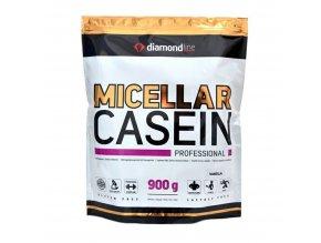 PROTEIN Hi Tec Nutrition Diamond line Micellar Casein 900g  + šťavnatá tyčinka ZDARMA
