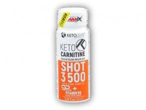 Amix Ketolean Keto goBHB + Carnitine Shot 3500 60ml