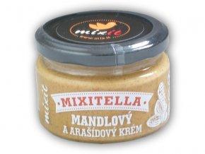 Mixit Mixitella mandle + arašídy 250g