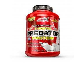 PROTEIN Amix 100% Predator Protein 2000g  + šťavnatá tyčinka ZDARMA