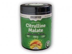 GreenFood Nutrition Performance Citrulline malate 420g  + šťavnatá tyčinka ZDARMA