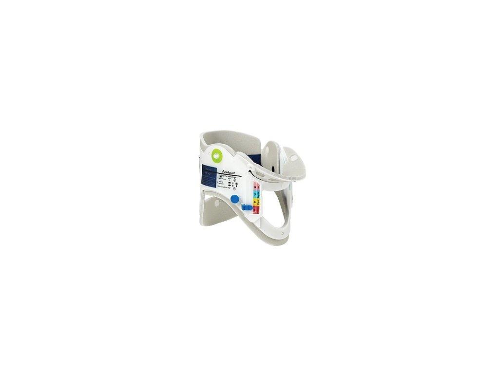 Fixační krční límec Ambu® Perfit ACE  zajišťuje důkladnou fixaci hlavy  pacienta při transportu. fa5109d5ff