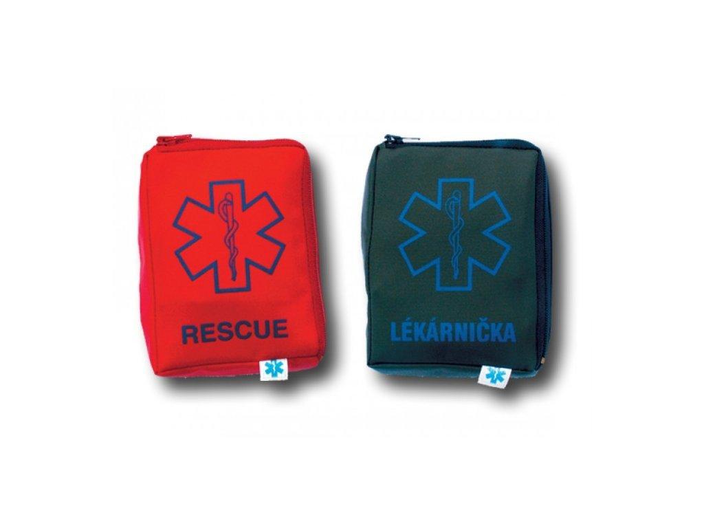 50 opaskova lekarnicka rescue