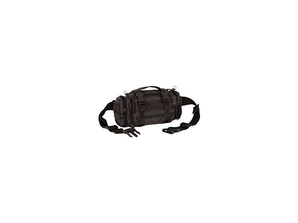 jumbo modular deployment bag fox black