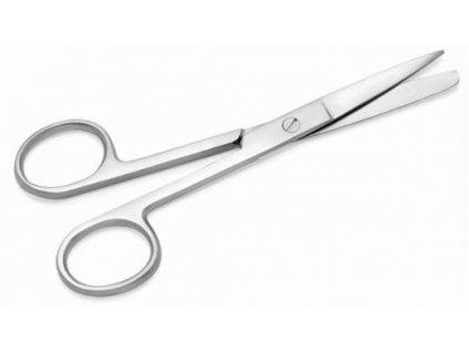 Nůžky rovné hrotnatotupé