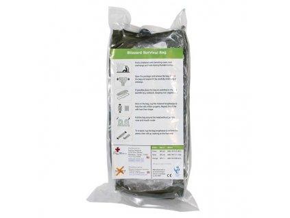blizzrard survival bag image outdoor