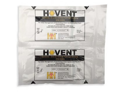 h vent twinpack chest seal