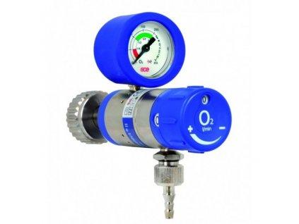 Lahvový redukční a průtokový ventil MEDISELECT II 25L