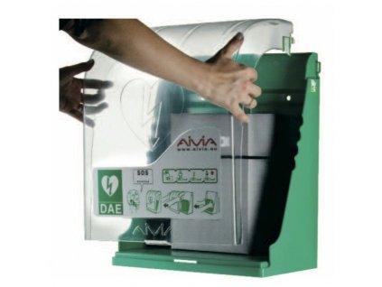 AED skříňka bez alarmu AIVIA S