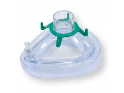 Jednorázová resuscitační maska - AERObag® (PVC)