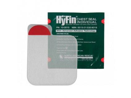 Hyfin chest seal - hrudní chlopeň