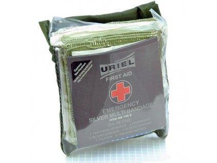 uriel silver multi bandage izraelsk obvaz