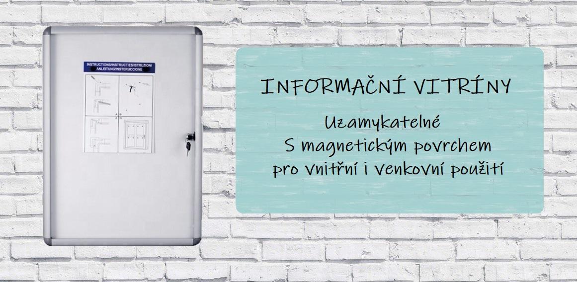 Informační vitríny