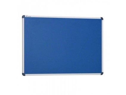 textilni nastenka modra