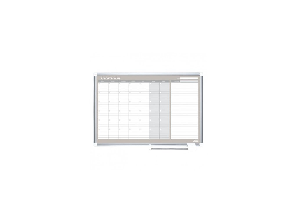 mesicni planovaci tabule