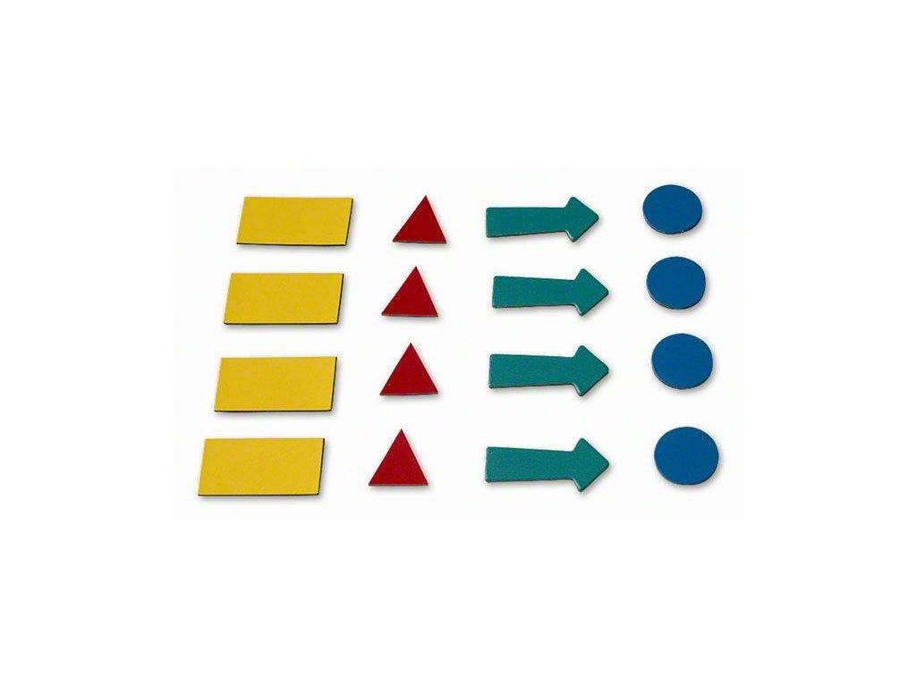 sada symbolu pro planovaci tabule
