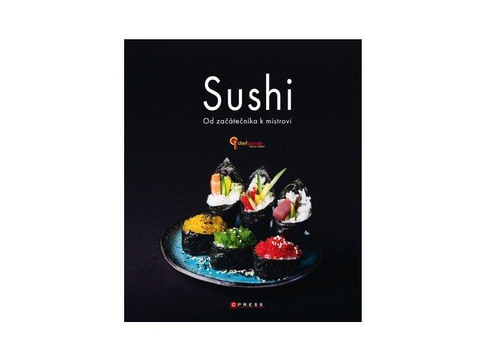 Kniha Sushi
