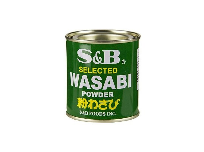 wasabi v prášku SB japonské