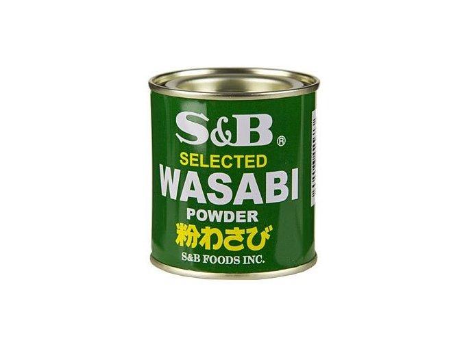 wasabi v prášku SB