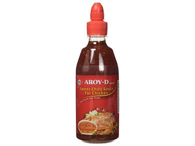 omáčka sladká s chilli na kuře