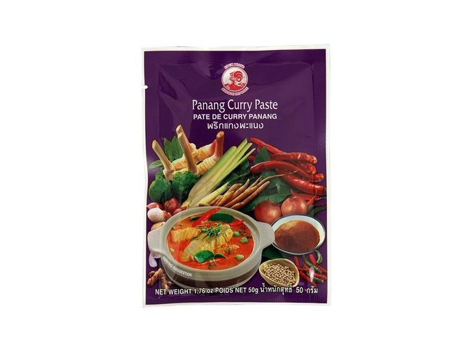 panang curry paste cock 50g