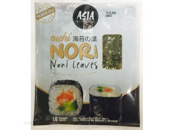 nori asia kitchen 26g