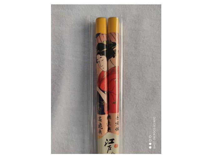 japonské jídelní hůlky