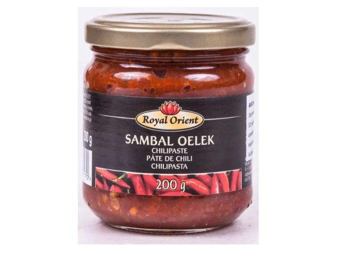 sambal Oelek Royal Orient
