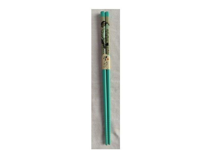 hůlky tyrkysové