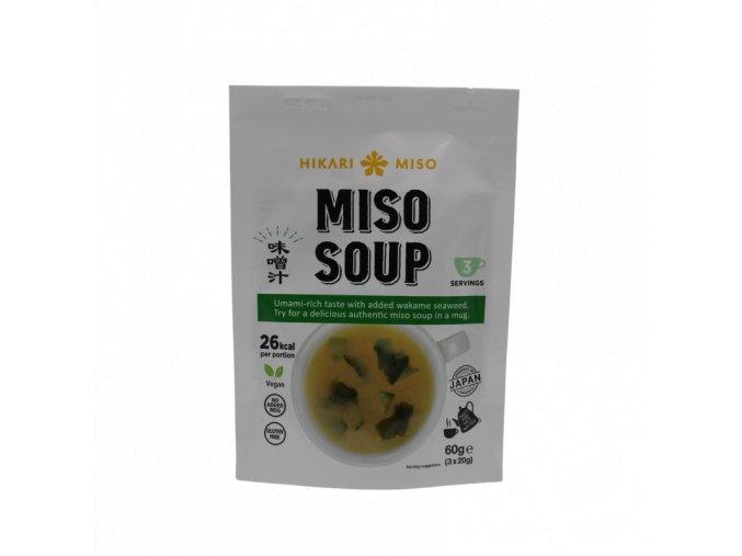 miso soup instant polevka