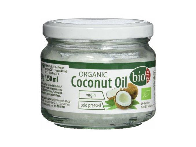 bioasia kokosový olej