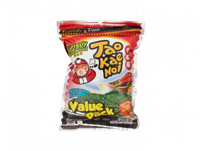 taokaenoi chipsy z morskych ras s prichuti hot spicy