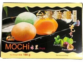 mochi fruit mix
