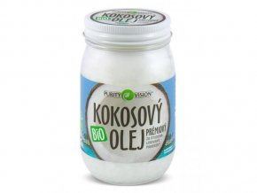 2214 purity vision kokosovy olej 420 ml