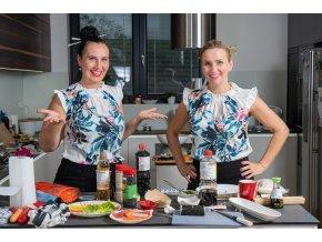 Zážitkový kurz přípravy sushi 3