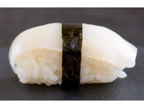 ika sushi hotové