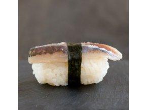 saba sushi makrela